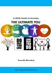A little book to become the ultimate you