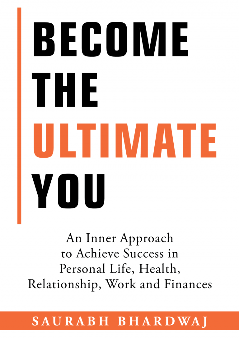 Become The Ultimate You - Book Cover