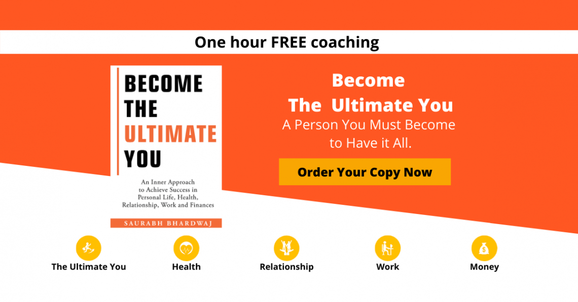 Become The Ultimate You Book