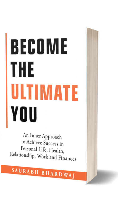 Become The Ultimate You - 3D Book Cover